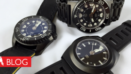 Ručni satovi pod povećalom: PVD versus DLC, razlike, prednosti iuporaba