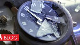 Ručni satovi pod povećalom: Stakla na satovima, materijali isvojstva