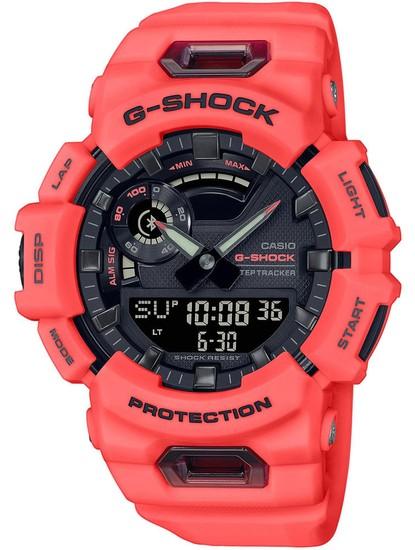 CASIO G-SHOCK G-SQUAD GBA-900-4AER