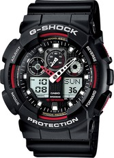CASIO G-SHOCK GA 100-1A4
