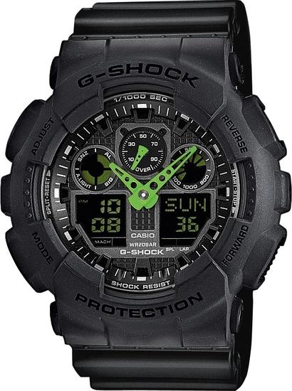 CASIO G-SHOCK G-CLASSIC GA 100C-1A3