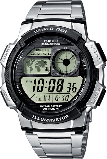 CASIO COLLECTION AE 1000WD-1A