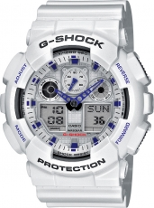 CASIO G-SHOCK GA 100A-7A