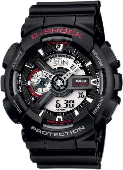 CASIO G-SHOCK G-CLASSIC GA 110-1A