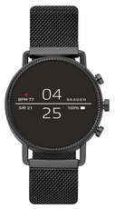 SKAGEN Smartwatch Falster 2 Black Magnetic Steel ...