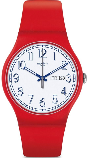 SWATCH RED ME UP SUOR707