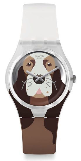 SWATCH ROSIE BONE GE277