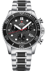 SWISS MILITARY CHRONO SM34051,01