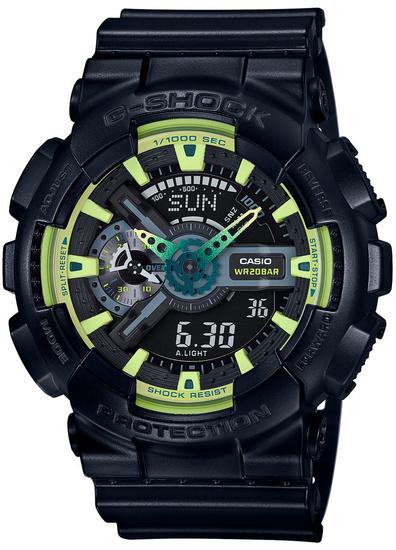 CASIO G-SHOCK G-CLASSIC GA 110LY-1A