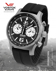 VOSTOK-EUROPE 6S21/5955199S
