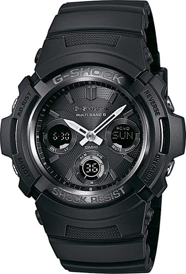 CASIO G-SHOCK G-CLASSIC AWG M100B-1A