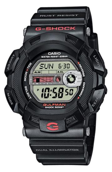 CASIO G-SHOCK GULFMASTER G 9100-1