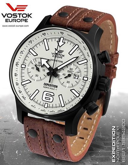 VOSTOK-EUROPE EXPEDITION NORTH POLE 1 6S21/5954200