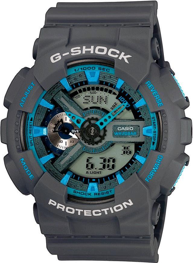 CASIO G-SHOCK G-CLASSIC GA 110TS-8A2