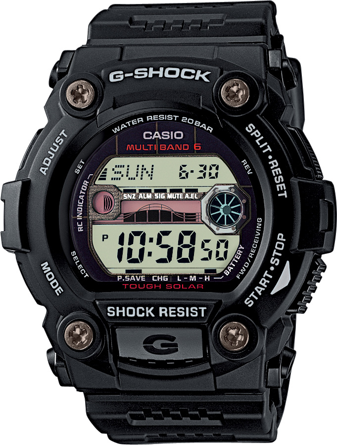 CASIO G-SHOCK G-CLASSIC GW 7900-1