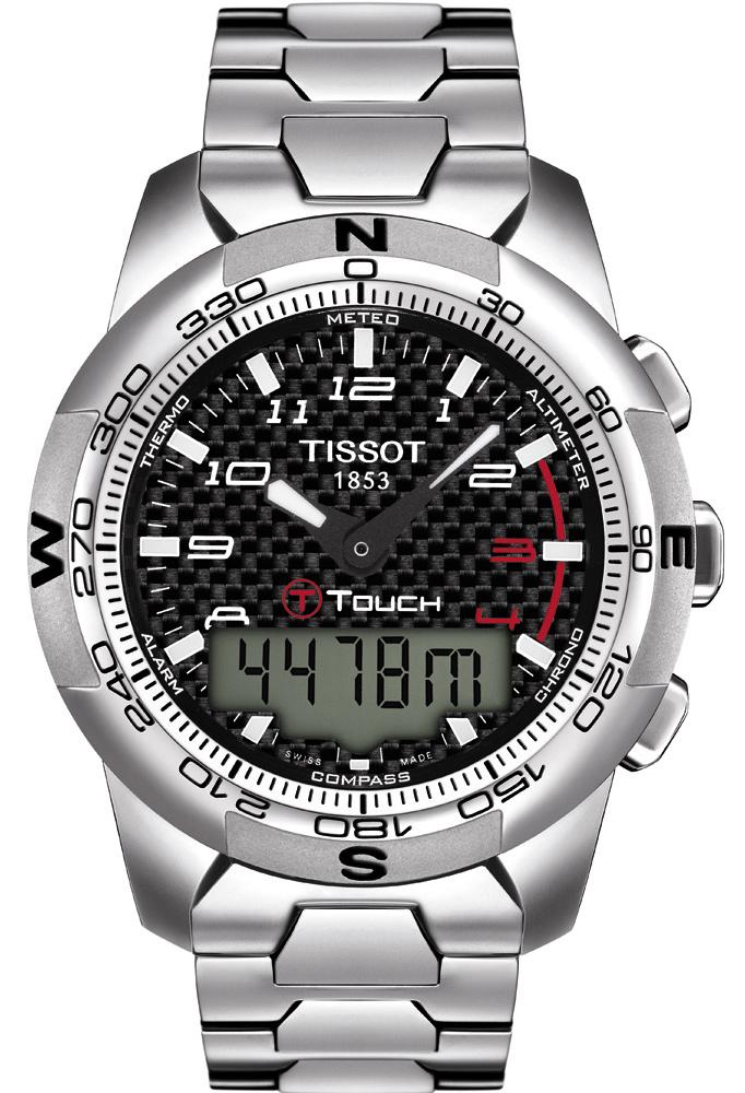TISSOT T-Touch II T047.420.44.207.00