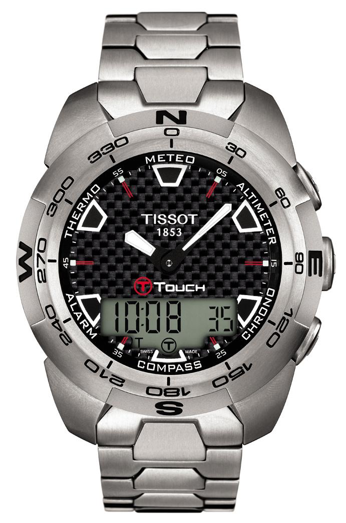TISSOT T-Touch Expert T013.420.44.201.00
