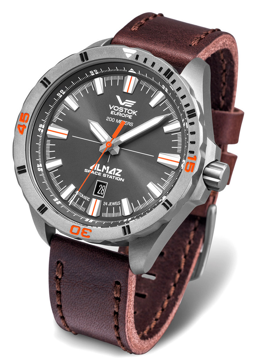 VOSTOK-EUROPE ALMAZ NH35A/320H263