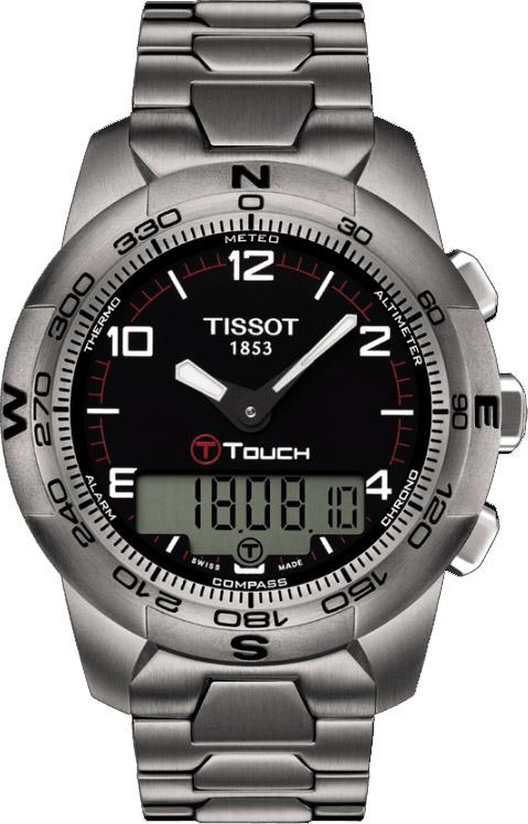 TISSOT T-TOUCH II T047.420.44.057.00