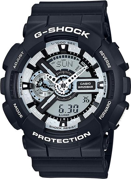 CASIO G-SHOCK G-CLASSIC GA 110BW-1A