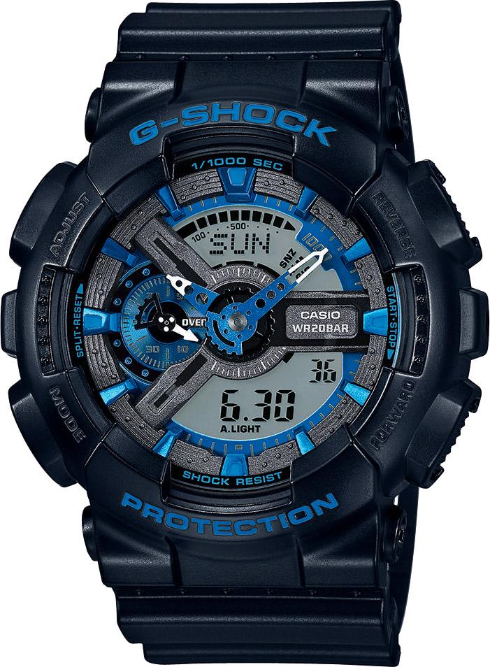 CASIO G-SHOCK G-CLASSIC GA 110CB-1A