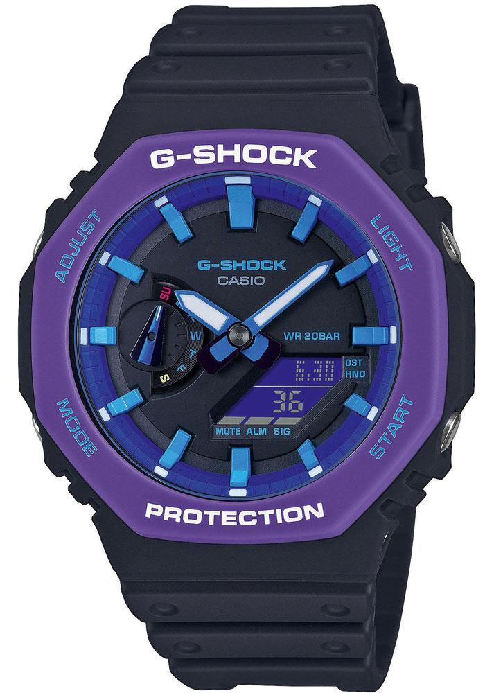 CASIO G-SHOCK G-SPECIALS GA-2100THS-1AER