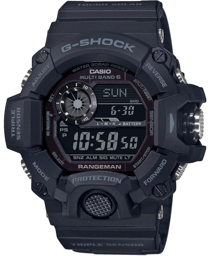 CASIO G-SHOCK MUDMASTER GW-9400-1BER