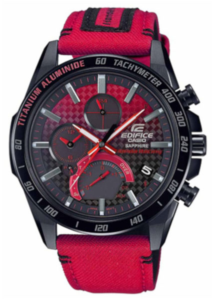 CASIO EQB-1000HRS-1AER HONDA RACING LIMITED EDITION
