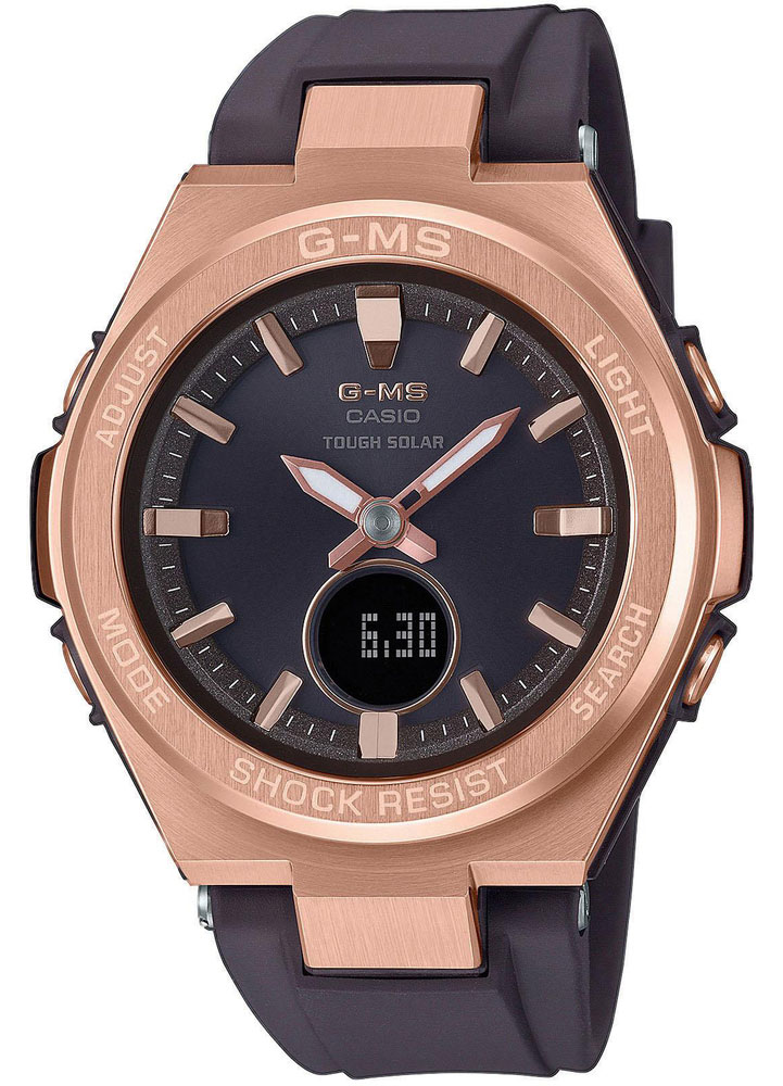 CASIO BABY-G MSG-S200G-5AER