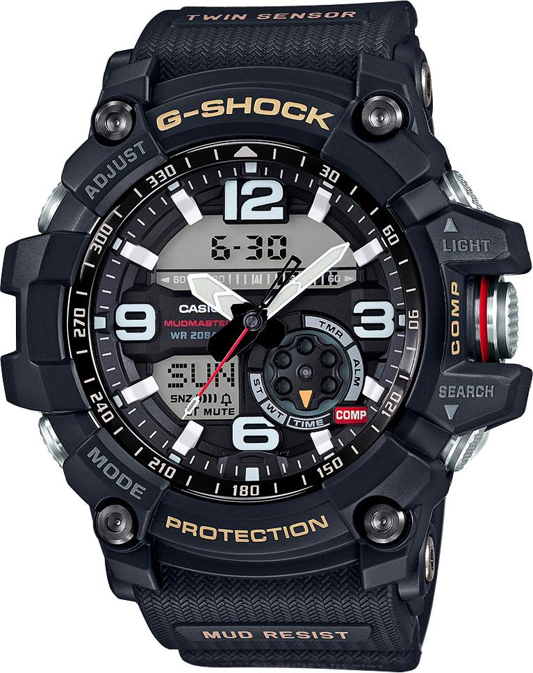 CASIO G-SHOCK MUDMASTER GG 1000-1A