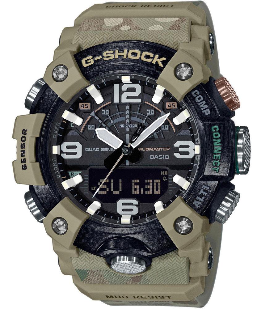 CASIO G-SHOCK GG-B100BA-1AER BRITISH ARMY Collaboration Model