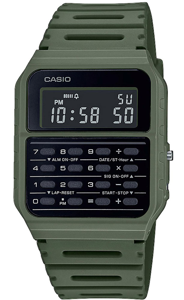 CASIO RETRO CA-53WF-3BEF