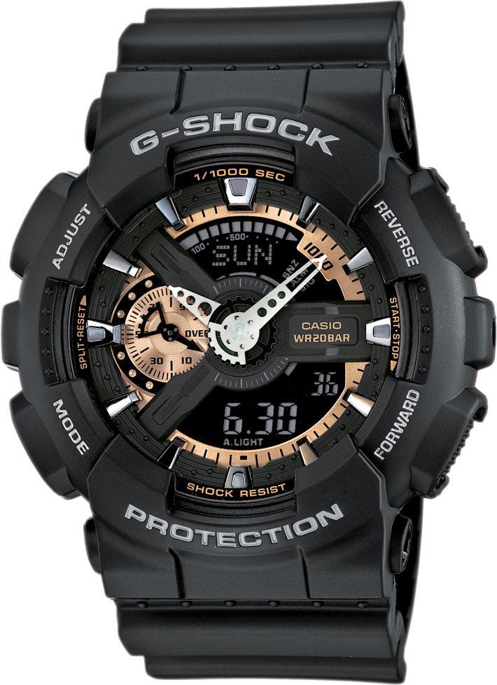 CASIO G-SHOCK G-CLASSIC GA 110RG-1A