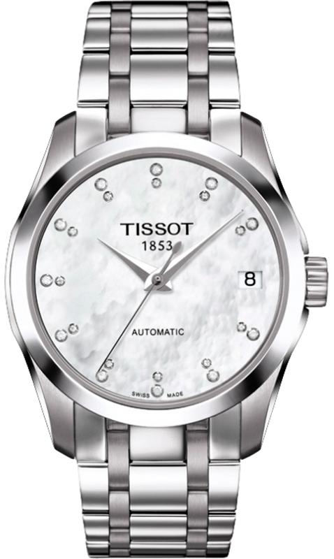 TISSOT Couturier Automatic T035.207.11.116.00