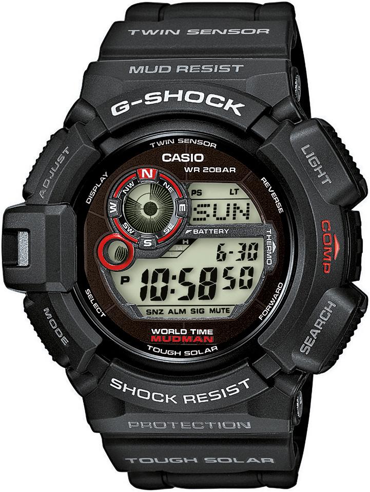 CASIO G-SHOCK MUDMASTER G 9300-1