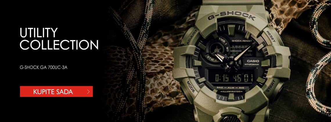 Casio G-Shock GA 700