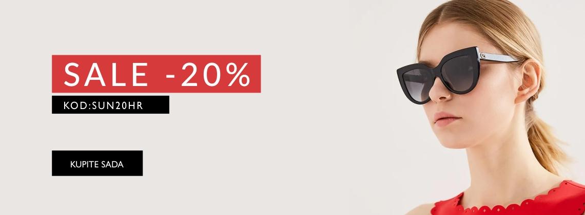 Sunglasses Sale -20% | Kod: SUN19HR